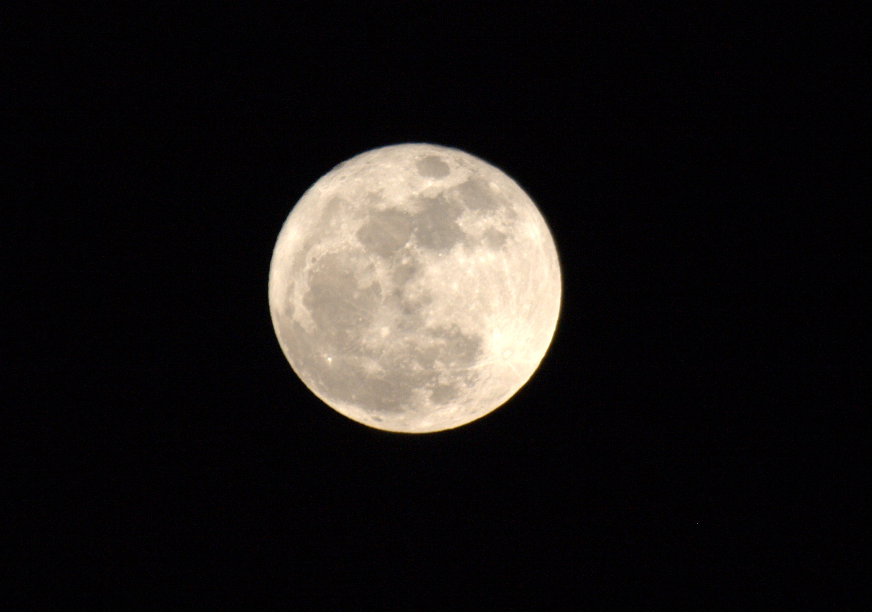 Super Moon March 20, 2011